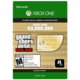 Grand Theft Auto V - Whale Shark Cash Card (Xbox ONE) - elektronicky
