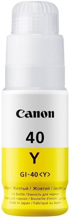 Canon GI-40 Y, žlutá