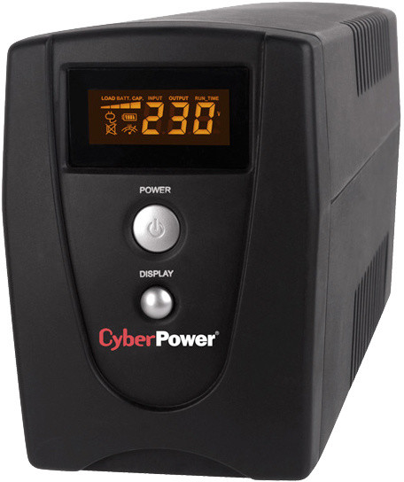 CyberPower Green Value UPS 600VA/360W LCD