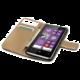 CELLY Wally pouzdro pro Nokia Lumia 520/525, černá