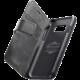 CellularLine prémiové kožené pouzdro typu kniha Supreme pro Samsung Galaxy S8 Plus, černé