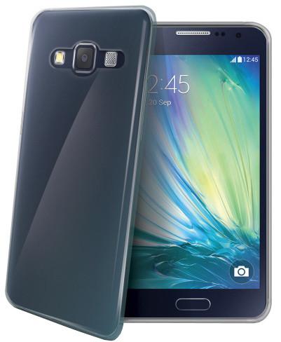 CELLY Gelskin pouzdro pro Samsung Galaxy A3, bezbarvá