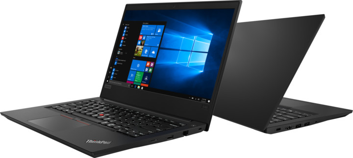 Lenovo ThinkPad E480, černá