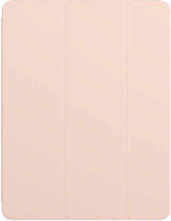 Apple Smart Folio for 12.9-inch iPad Pro (3rd Generation), pískově růžová