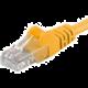 PremiumCord Patch kabel UTP RJ45-RJ45 level 5e, 2m, žlutá