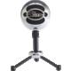 Blue Microphones Snowball, leštěný hliník  + Voucher až na 3 měsíce HBO GO jako dárek (max 1 ks na objednávku)