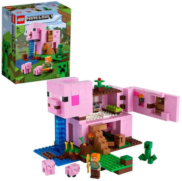 LEGO® Minecraft 21170 Prasečí dům