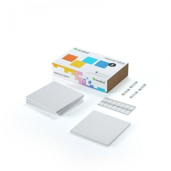 Nanoleaf Canvas Panels Expansion Pack 4 pcs