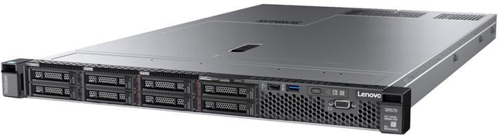 Lenovo ThinkSystem SR570 /S4110/Bez HDD/16GB/750W