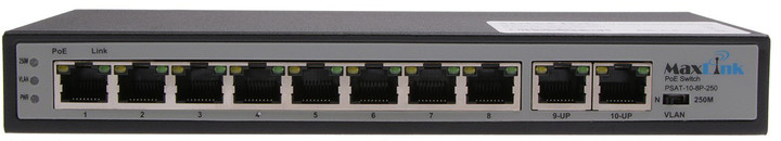 MaxLink PSAT-10-8P-250
