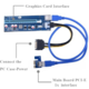 ANPIX redukce PCIe x1 na PCIe x16 (pouze pro těžbu kryptoměny) - ver009s