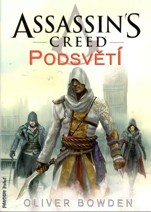 Kniha Assassin's Creed 8: Podsvětí
