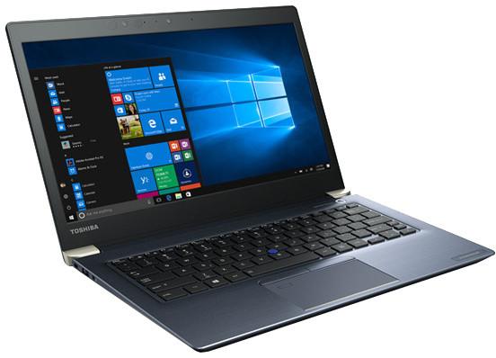 Toshiba Portégé (X30-D-12Q), modrá