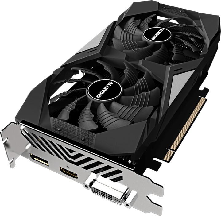 GIGABYTE GeForce GTX 1650 SUPER WINDFORCE OC 4G, 4GB GDDR6