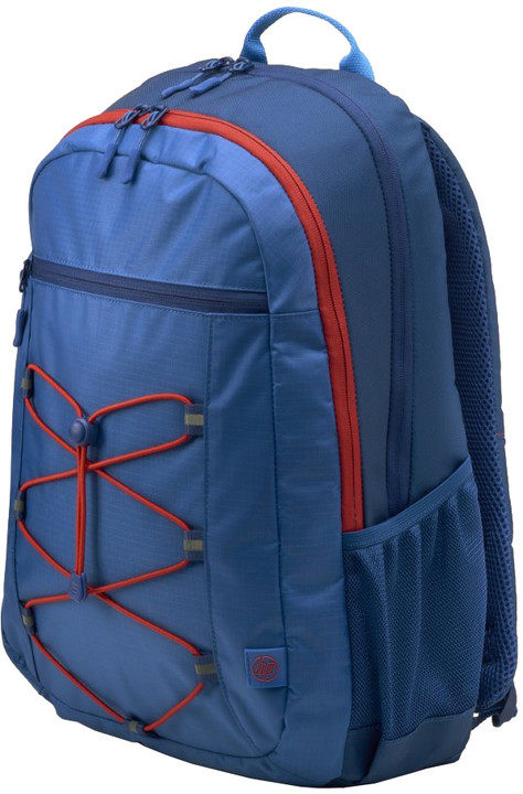 """HP 15,6"""" Batoh Active Backpack, modro-červená"""