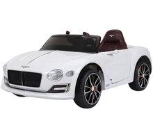 Dětské elektrické auto Bentley EXP 12, bílá - 4407