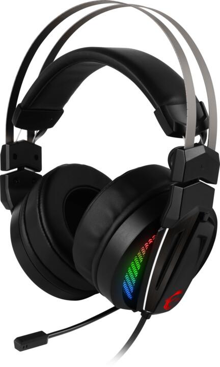 MSI Immerse GH70, černá