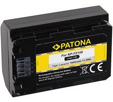 Patona baterie pro foto Sony NP-FZ100 1600mAh Li-Ion - PT1285