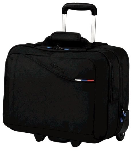 Samsonite American Tourister Business III - AT Laptop Rolling Tote 17""