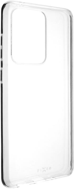 FIXED TPU gelové pouzdro pro Samsung Galaxy S20 Ultra, čiré