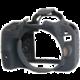 Easy Cover silikonový obal pro Canon 100D, černá