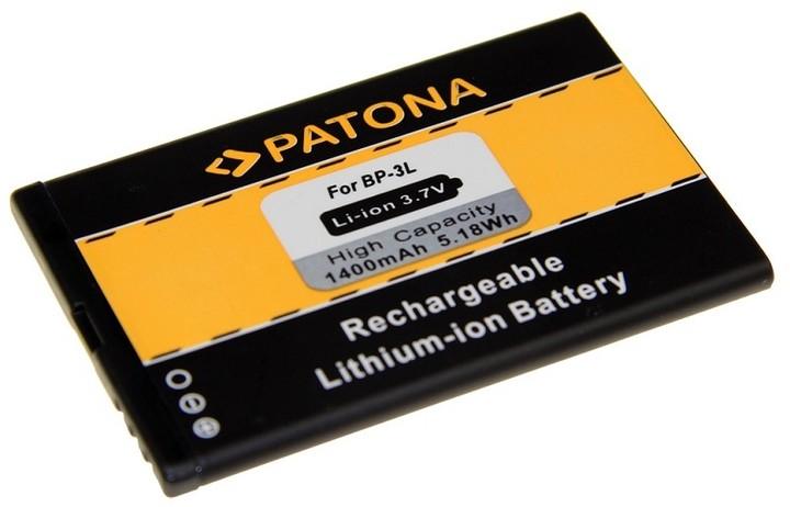 Patona baterie pro Nokia BP-3L 1400mAh 3,7V Li-Ion
