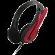 C-TECH MHS-01, černá/červená