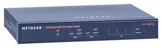 NETGEAR ProSafe VPN Dual WAN Gigabit Firewall