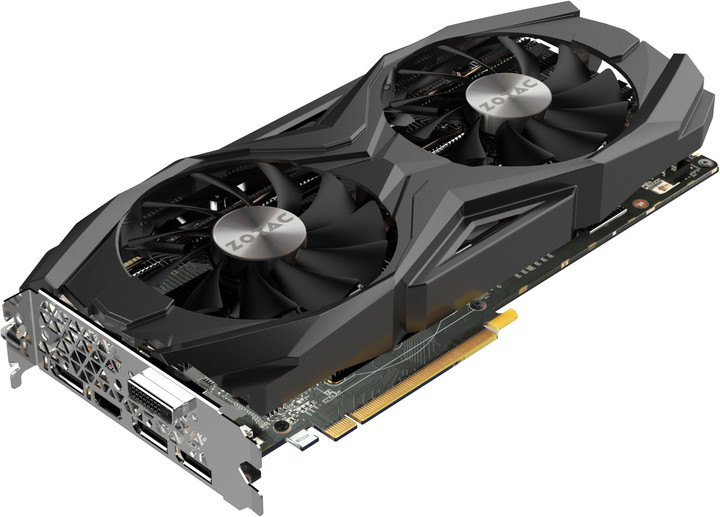 Zotac GeForce GTX 1070 Ti AMP Edition, 8GB GDDR5