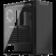 SilentiumPC Armis AR5 TG, okno, černá