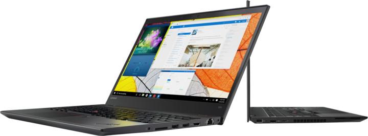 Lenovo ThinkPad T570, černá