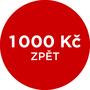 Cashback 1 000 Kč po registraci