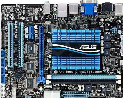 ASUS E35M1-M - AMD A50M