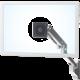 Ergotron HX Wall Mount Monitor Arm - Montážní sada, bílá  + Voucher až na 3 měsíce HBO GO jako dárek (max 1 ks na objednávku)