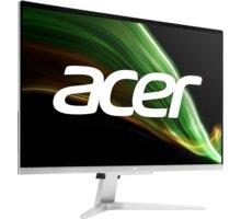 Acer Aspire C27-1655, stříbrná - DQ.BGGEC.001
