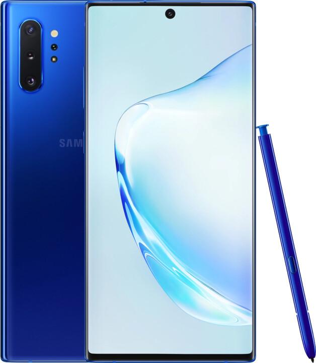 Samsung Galaxy Note10+, 12GB/256GB, AuraBlue