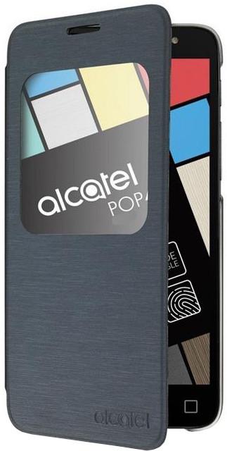ALCATEL flipové pouzdro pro Pop 4S (EU Blister), černá