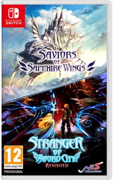 Saviors of Sapphire Wings/Stranger of Swod (SWITCH)