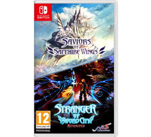 Saviors of Sapphire Wings/Stranger of Swod