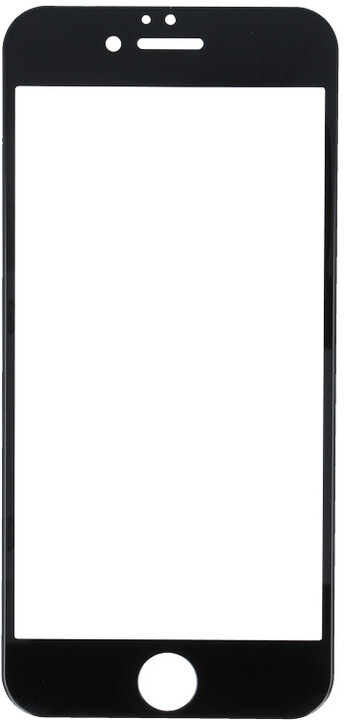 Forever tvrzené sklo 3D na displej pro Apple iPhone 6s Plus, černá