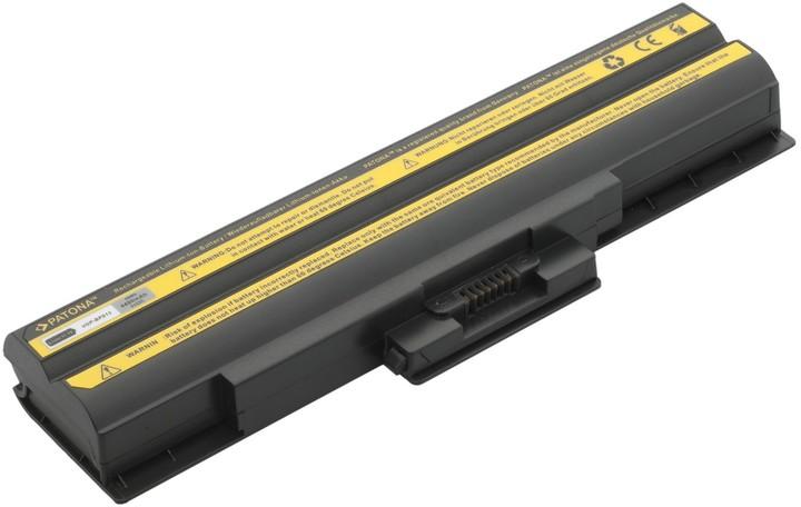 Patona baterie pro SONY VAIO VGP-BPL13/ BPS13 4400mAh Li-Ion 11,1V