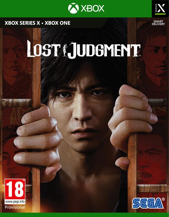 Lost Judgment (Xbox)