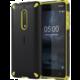 Nokia Rugged Impact Case (pouzdro) CC-502 for Nokia 5, žluto/černá