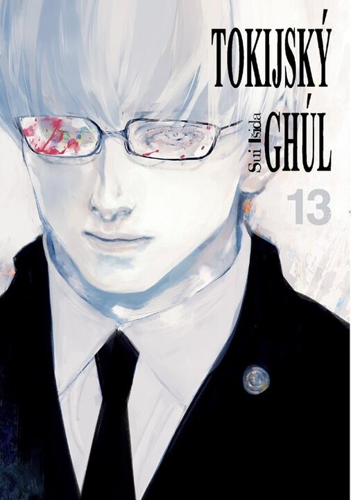 Komiks Tokijský ghúl, 13.díl, manga