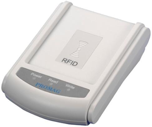 GIGA PCR-340 VC, RFID, 125kHz/13,56MHz (Mifare), emulace COM portu