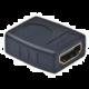 Gembird CABLEXPERT kabel HDMI na HDMI, F/F, zlacené kontakty, černá