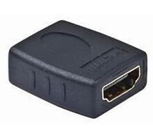 Gembird CABLEXPERT kabel HDMI na HDMI, F/F, zlacené kontakty, černá - A-HDMI-FF
