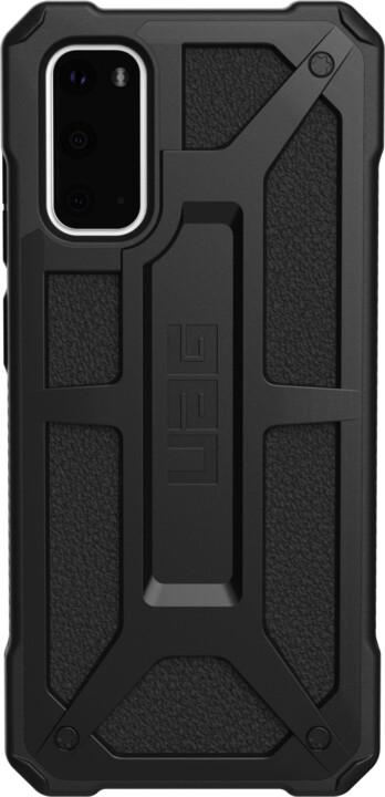UAG ochranný kryt Monarch pro Samsung Galaxy S20, černá