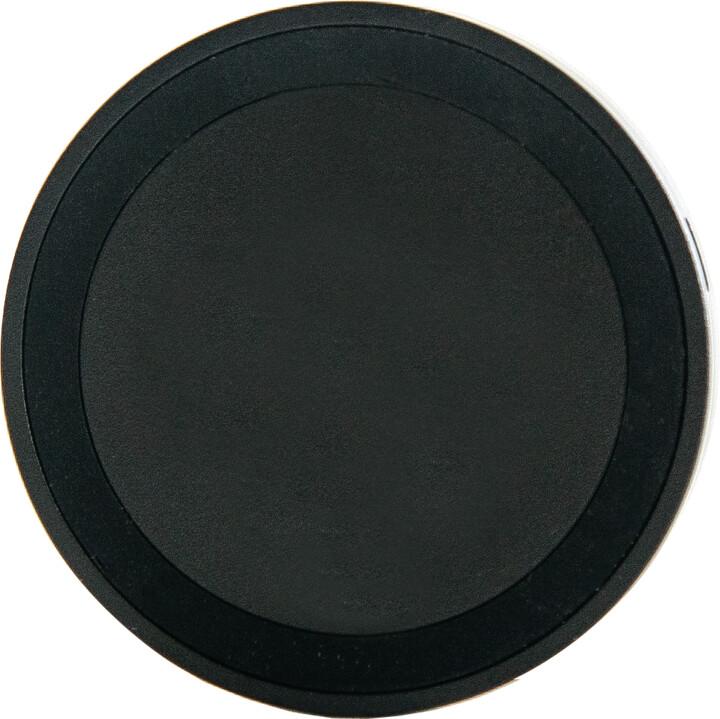 MiniBatt M2 Qi bezdrátová nabíječka - černá