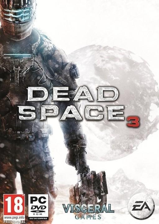 PC HRA Dead Space 3 v ceně 1000 Kč